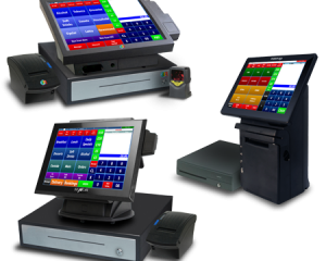 Electric point of sale till systems