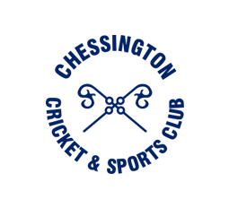 Logo of Chessington Cricket Club, one of our satisfied EPoS Software clients