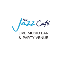 Logo of Jazz Cafe, one of our satisfied EPoS Software clients