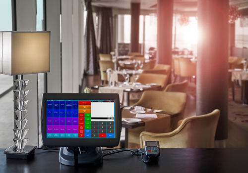 CES Touch EPoS System for Restaurants